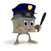 Gayrimenkule özel denetim polisi