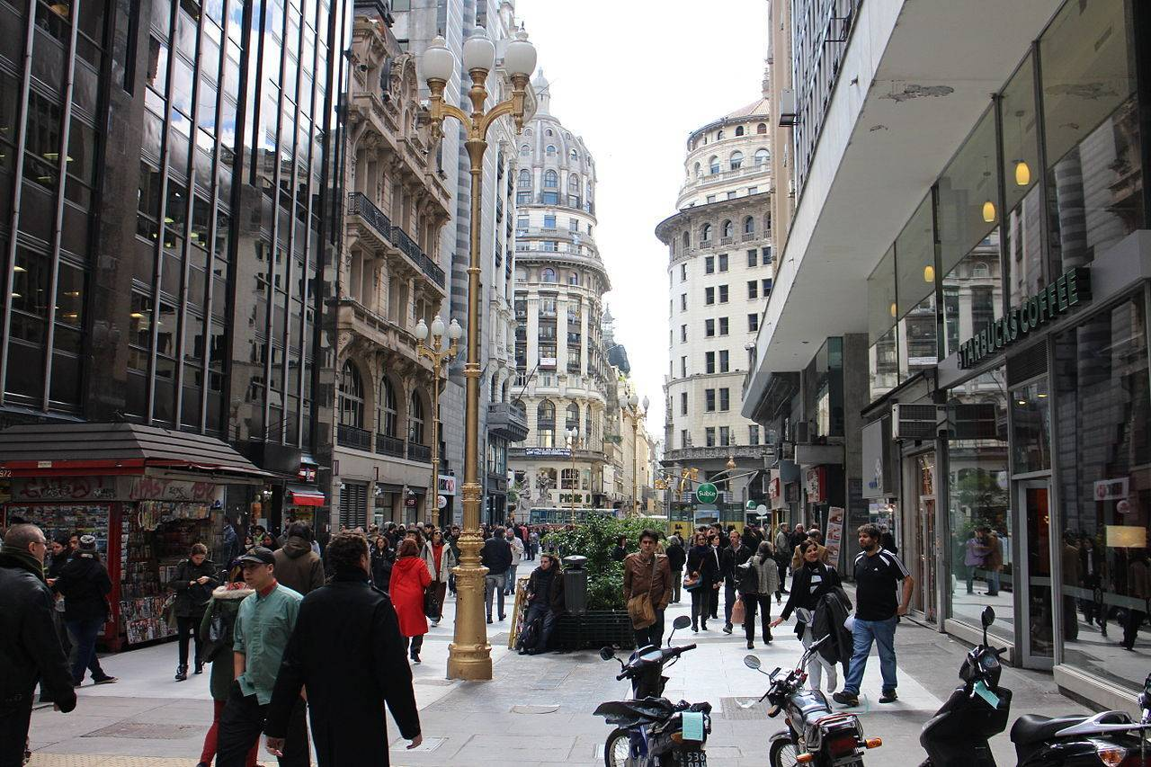 Buenos Aires 9Temmuz Caddesi