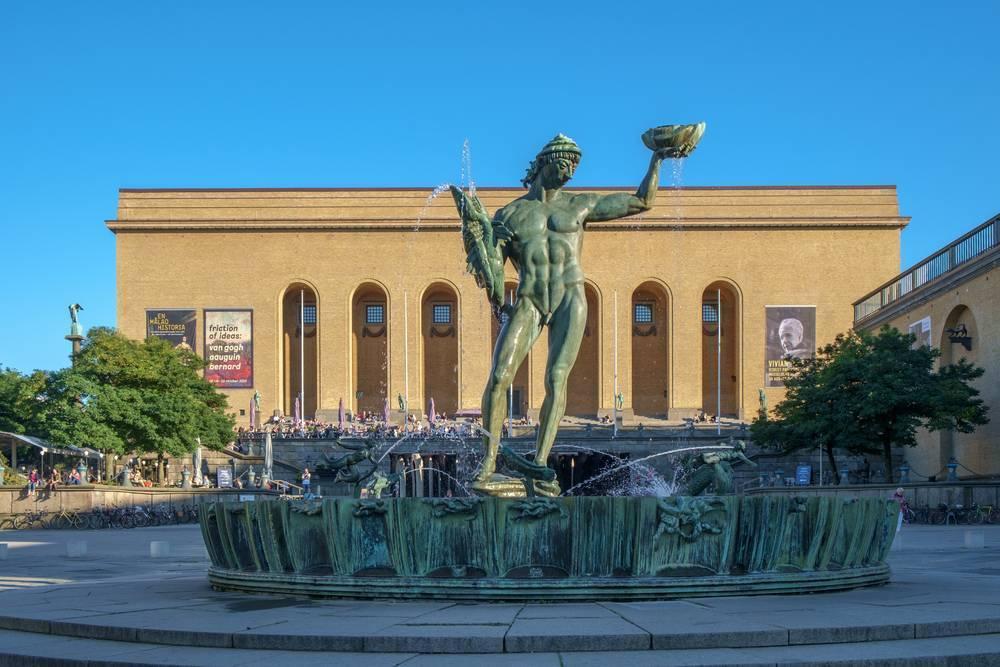 Göteborg Sanat Müzesi'ni görün