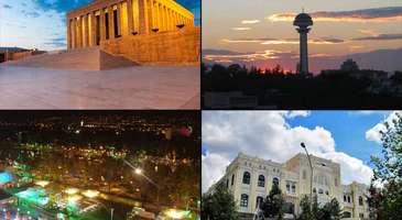 Ankara'da gezilecek yerler