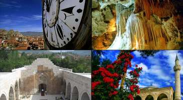 Tokat'ta gezilecek yerler