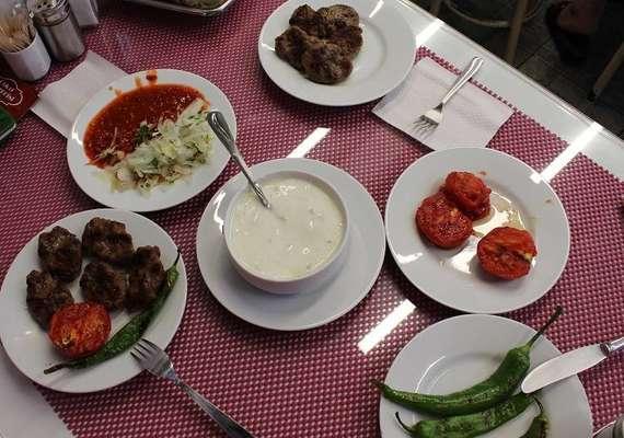 Sivas'ta ne yenir ne içilir