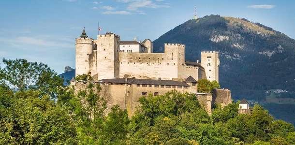 Hohensalzburg Kalesi ile ilgili görsel sonucu