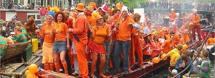 Amsterdam Kral Günü