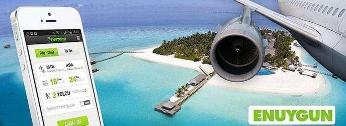 2-Uçak Bileti by Enuygun.com