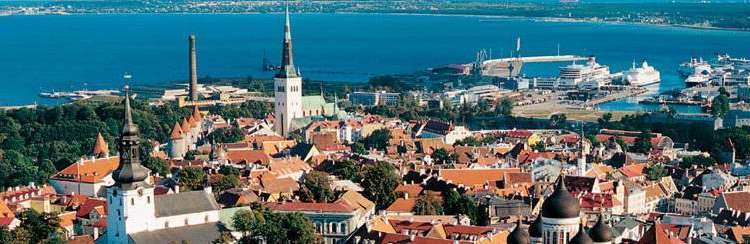 Kuzey'in gizli cenneti Tallinn