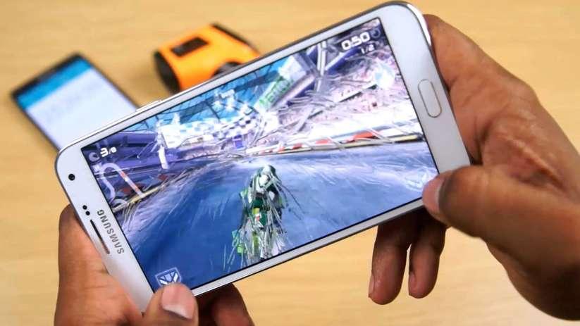 Galaxy E7 Performans