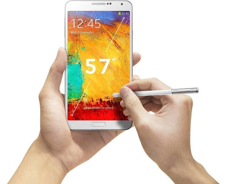 Galaxy Note 3 Ekran