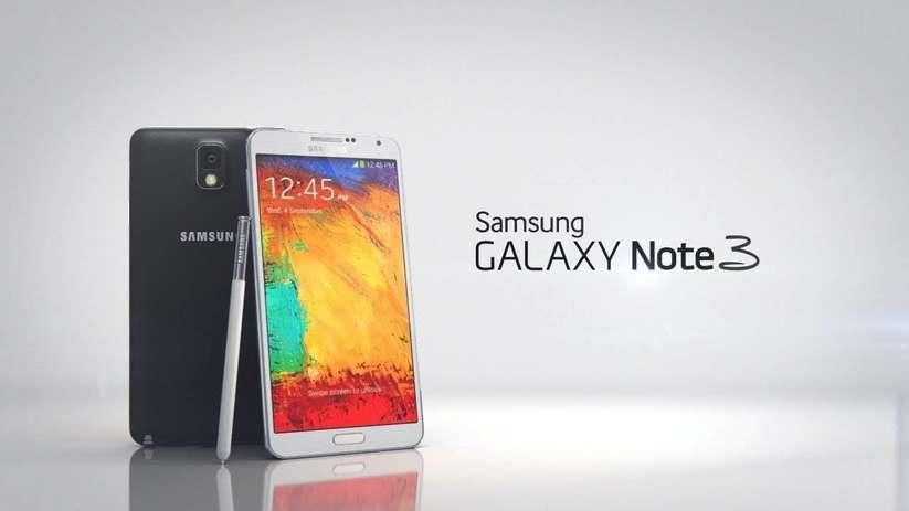 Galaxy Note 3 Genel
