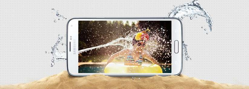 Galaxy S5 dayanıklılık