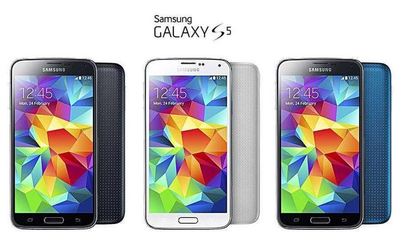 Galaxy S5 Genel