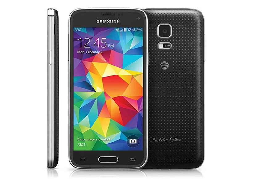 Galaxy S5 mini tasarım