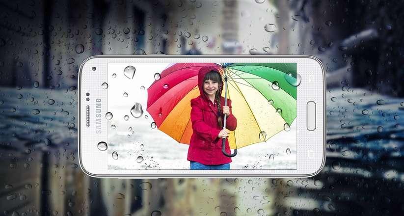 Galaxy S5 Mini su