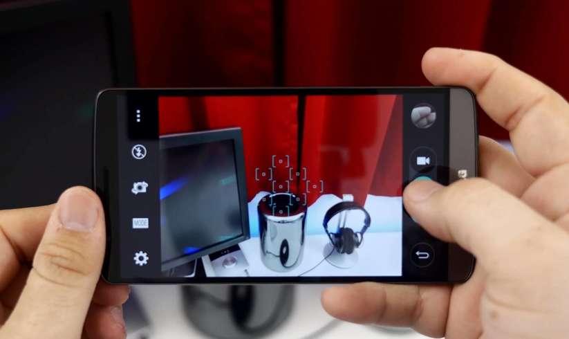 LG G3 beat kamera