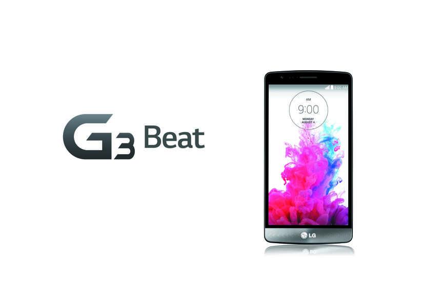 LG G3 Beat Tasarım