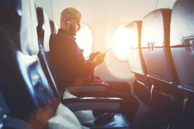 Uçakta özgeçmiş planlamak