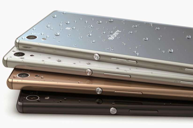 Xperia Z3 Plus Dayanıklılık