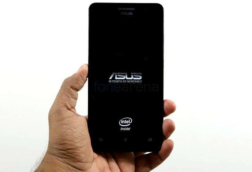 Zenfone 5 işlemci
