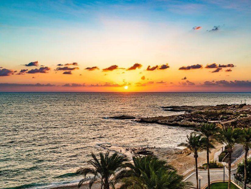 1- Huzurlu bir gezinti için muhteşem sahiller