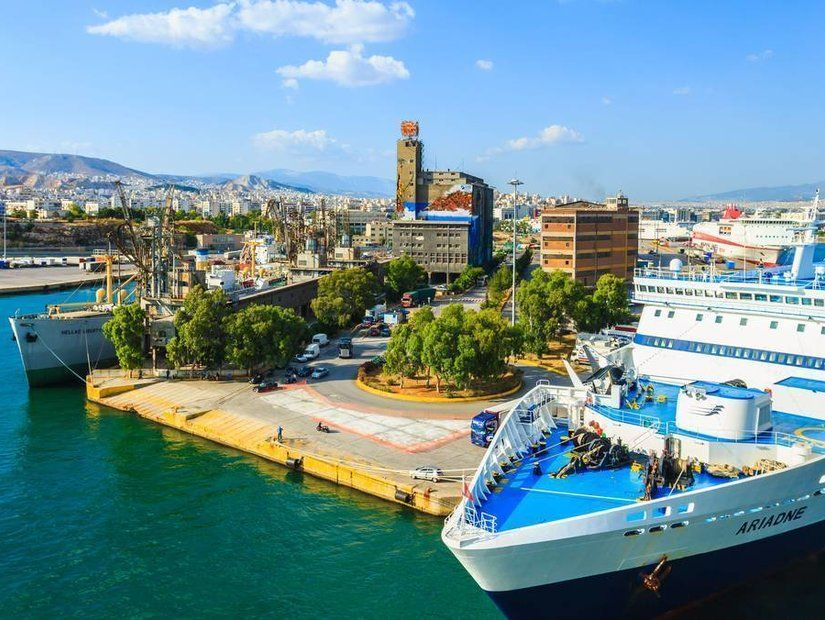 5- Pire'de denizle buluşma