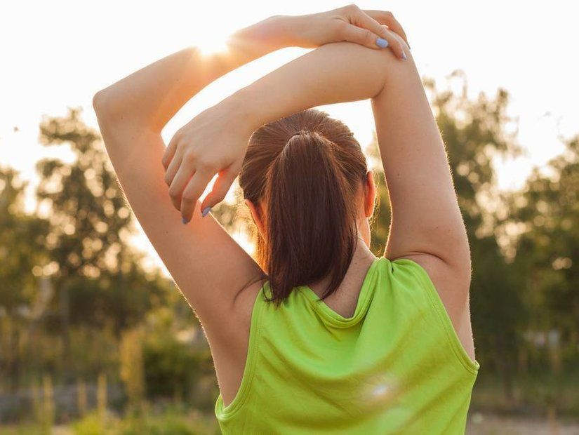 6- Biraz spor yapın