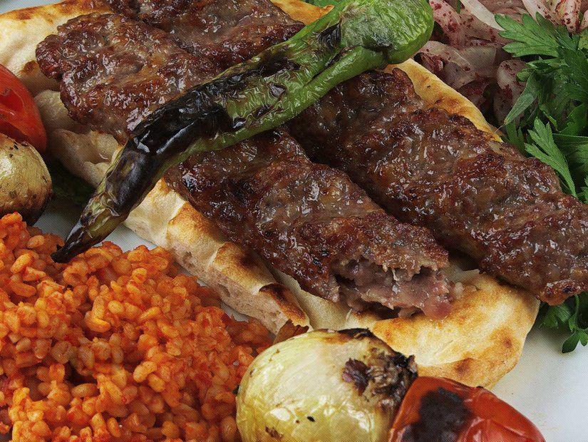 Lübnan ve Suriye mutfağı: