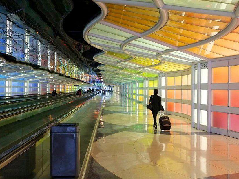 Chicago O'Hare Uluslararası Havalimanı