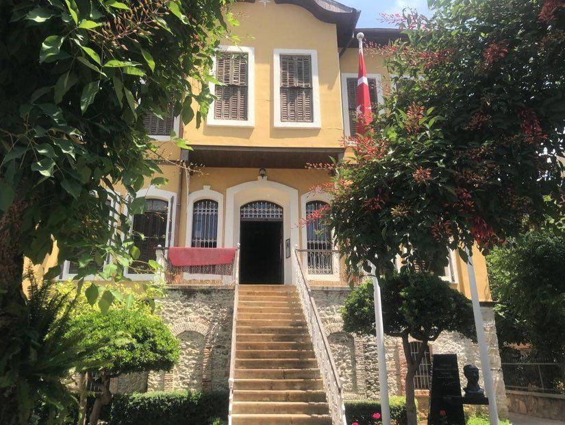 1. gün: Atatürk Evi'ni gezdik