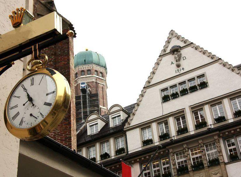 1- Almanya'da zamanlamaya dikkat