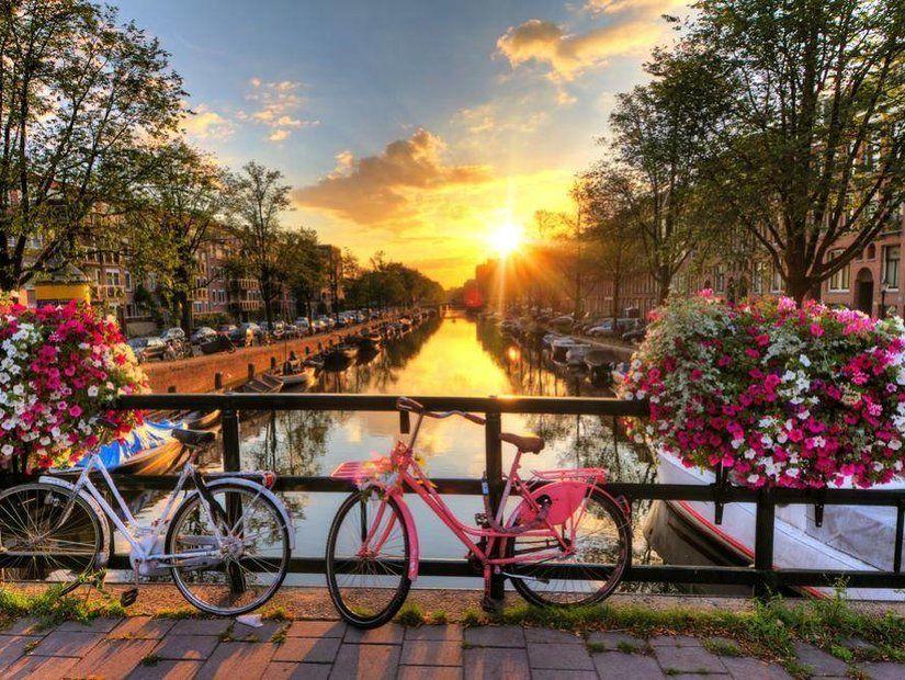 473 TL'den başlayan fiyatlarla Amsterdam