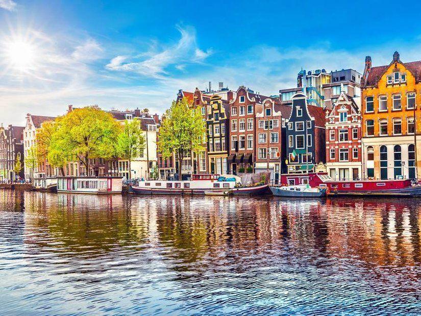 2- Amsterdam – Hollanda