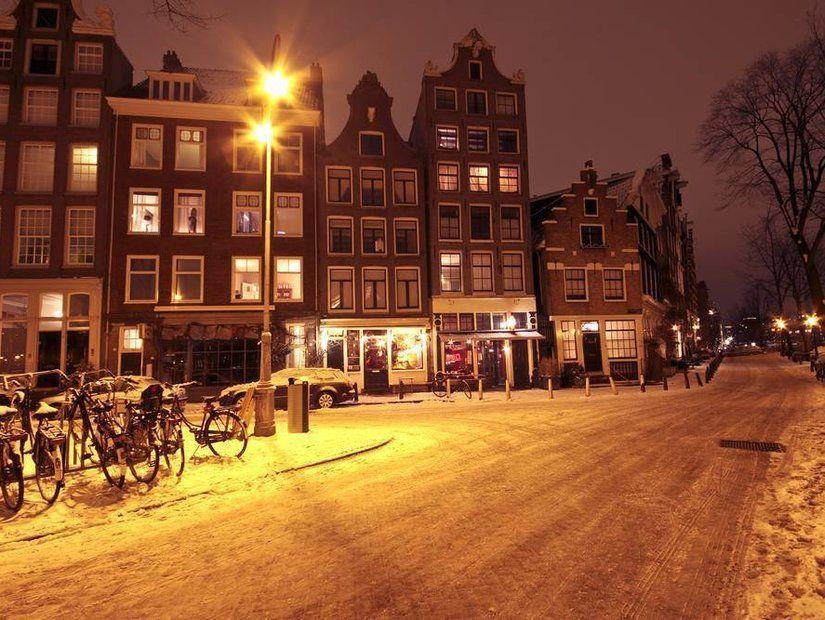 4- Amsterdam'ın çılgın geceleri
