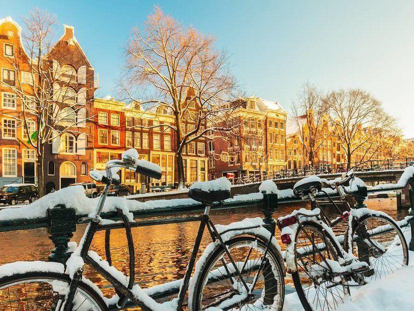 1- Daha ucuza Amsterdam keyfi
