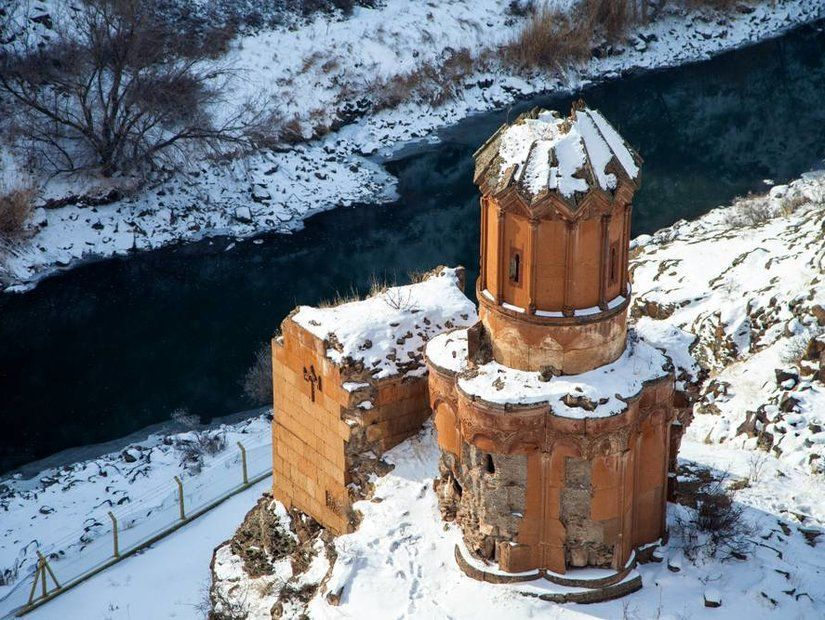Kars'a uç, Erzurum'a trenle git