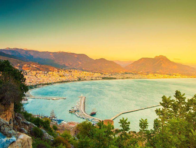 1- Antalya'da güneşle buluşma 65 TL'den başlayan fiyatlarla