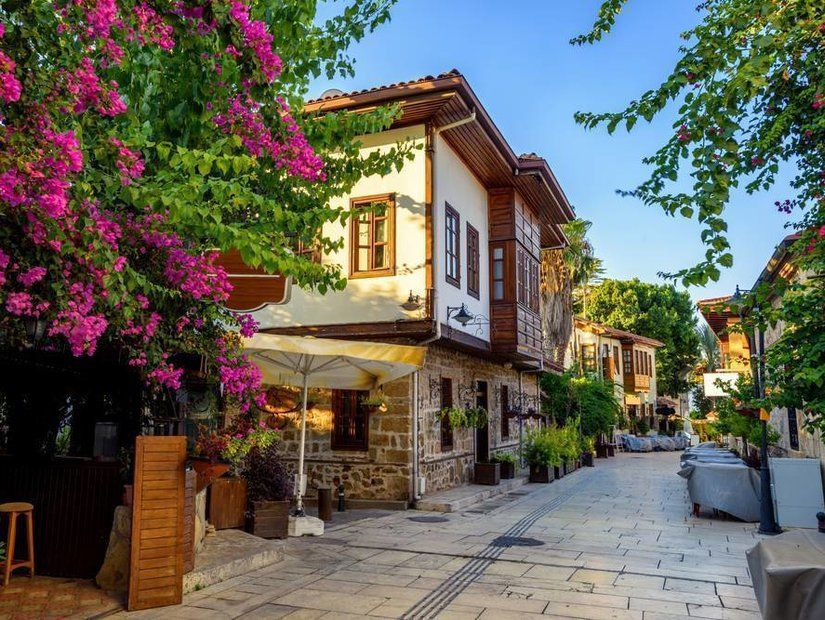 109 TL'den başlayan fiyatlarla Antalya