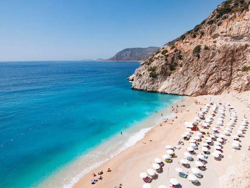 Akdeniz kıyıları