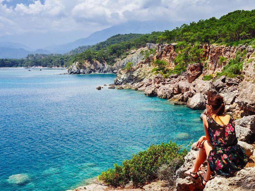 Antalya'ya 50 TL'den başlayan fiyatlara