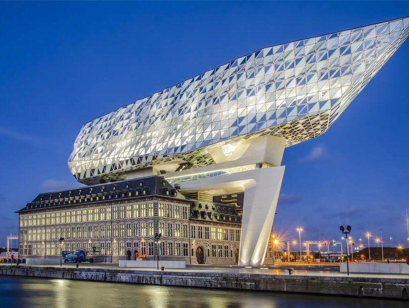 1- Antwerp