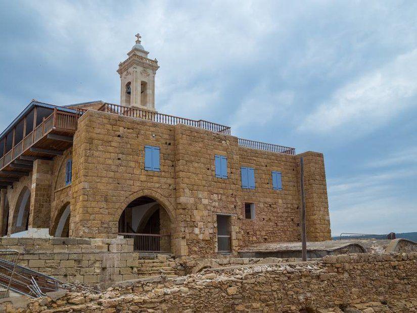 10- Apostolos Andreas Manastırı