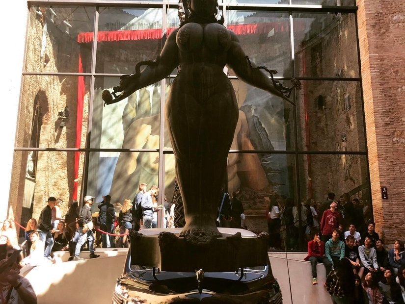 Dali Müzesi muhteşem