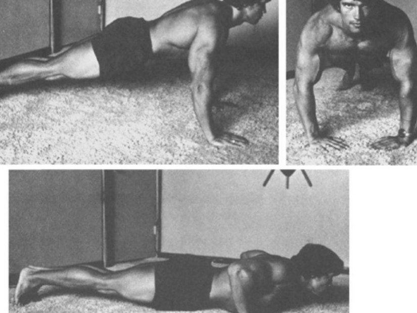 Arnold Schwarzenegger'in Spor Programı