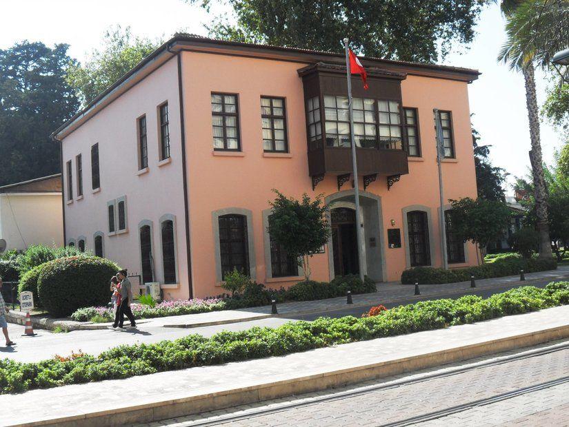 7- Atatürk Evi Müzesi (Antalya)