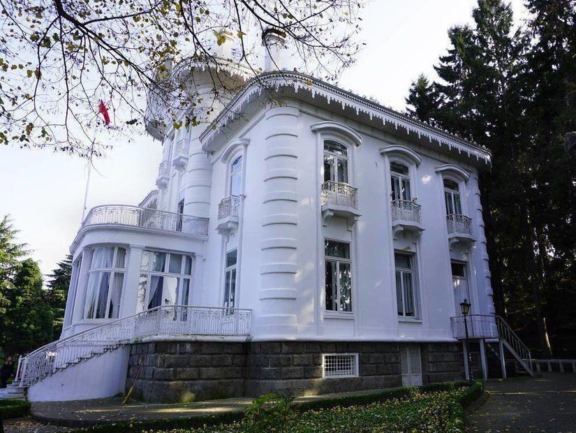 5- Hidiv Kasrı – İstanbul