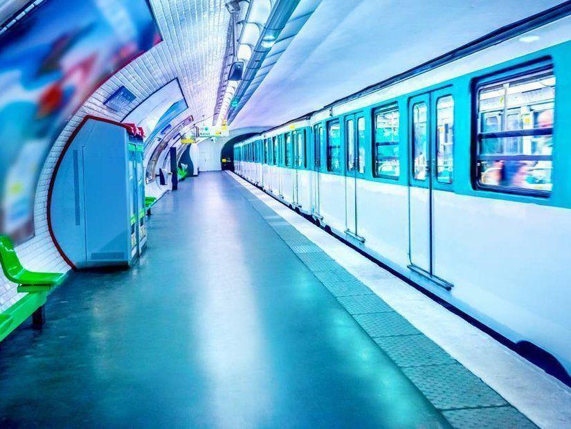 Metroyu kullanın