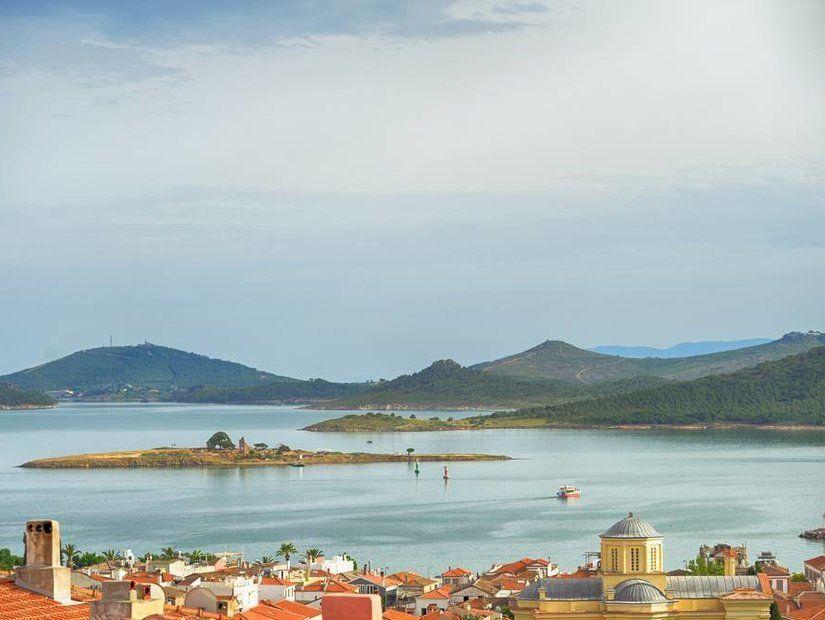 7- Denize bakan manzaralı oteller