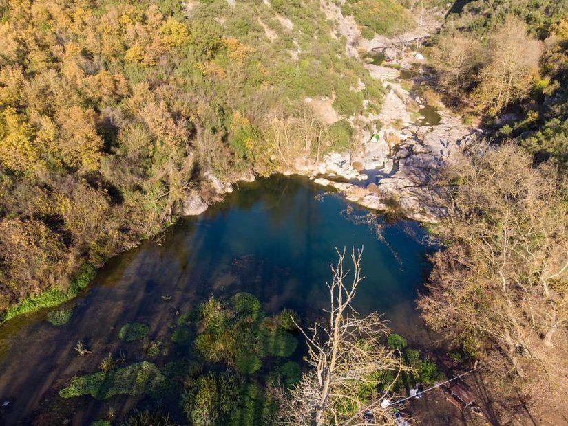 Ballıkayalar Tabiat Parkı, Gebze