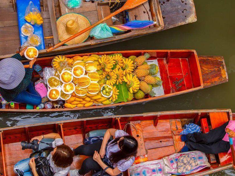 10- Bangkok – 21,47 milyon