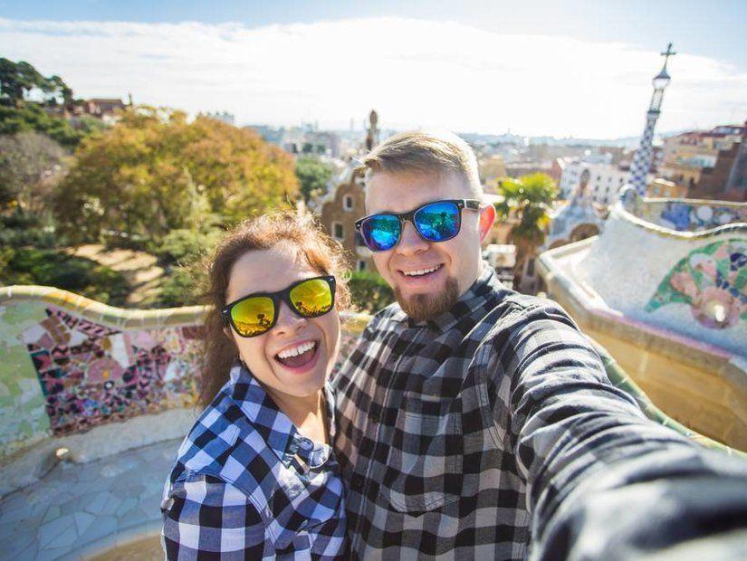 1- Eğlenceli ve canlı Barselona