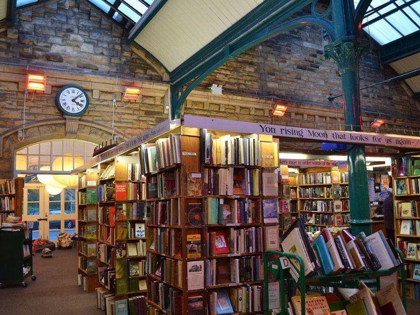 1- Barter Books